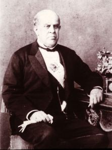 picture of Domingo Faustino Sarmiento