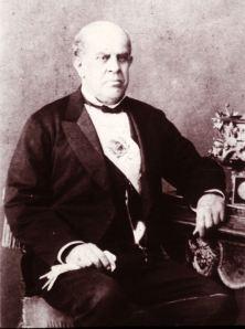 picture of Domingo Faustino Sarmiento